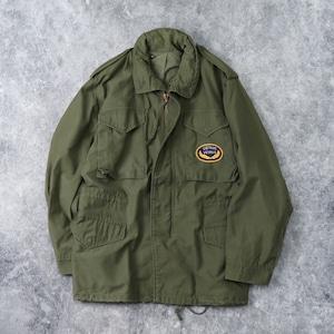 70~80年代 U.S.ARMY M-65 フィールドジャケット S - R 3rd ブラスジッパー 古着  A92