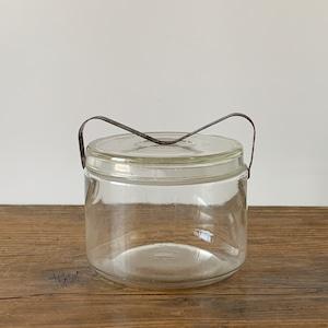 iittala / Glass Jar