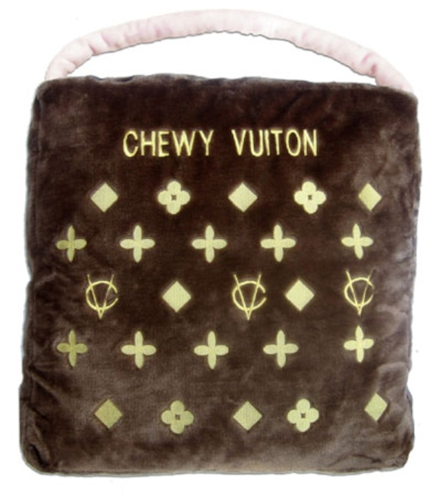 Dog Diggin Designs Chewy Vuiton Bed