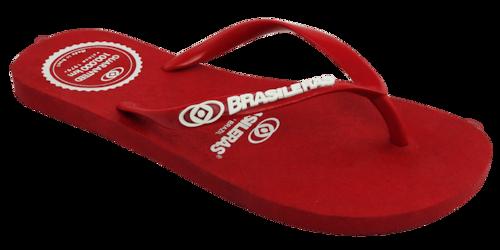BRASILERAS | 100,000km Ladies' / Red