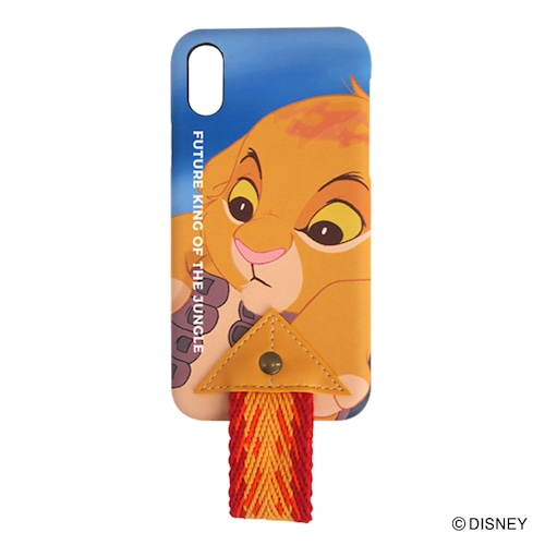 DISNEY / LION KING iPhone Case YY-D053 OR