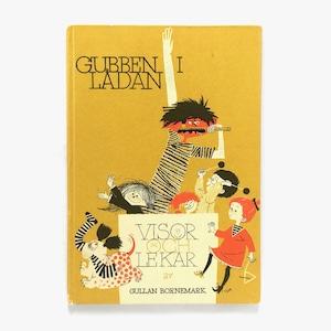 イルヴァ・シェルストルム:絵「Gubben i lådan(歌集・箱のなかのおじさん)」《1967-01》