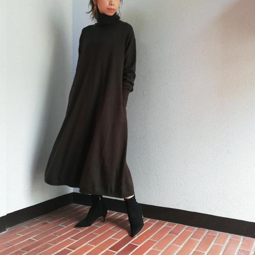 THE SHINZONE(HIGH NECK DRESS)