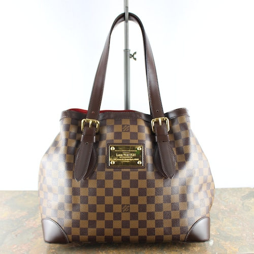 .LOUIS VUITTON N51203 TH2038 TOTE BAG MADE IN FRANCE/ルイヴィトンダミエエベヌハムステッドGMトートバッグ2000000055466