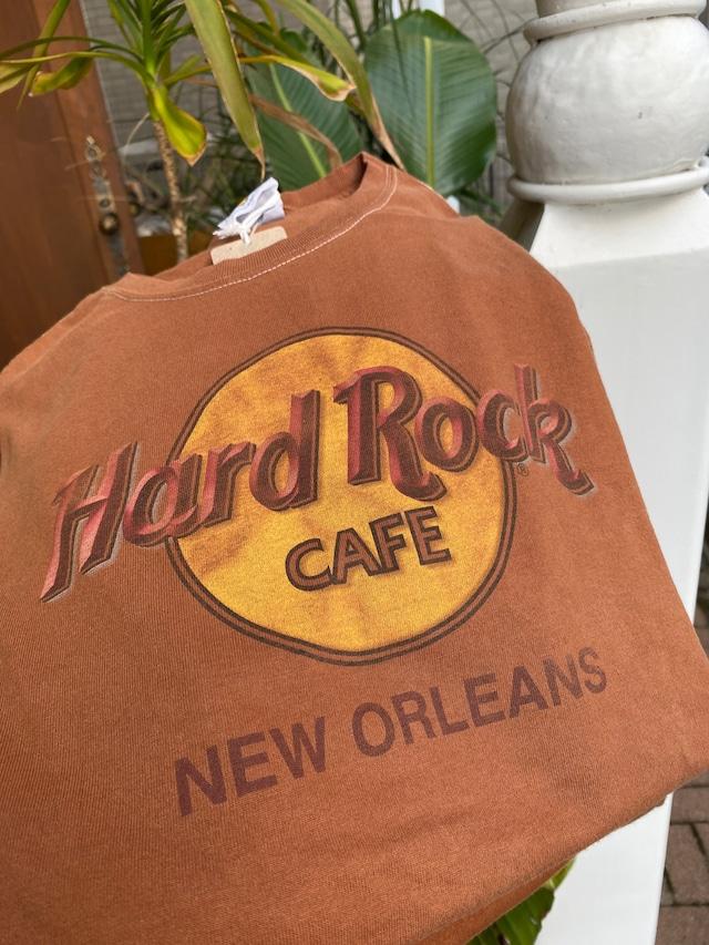 【USED】Hard Rock Tee《BRN》21383064