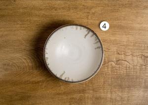 縁返し鉢 5寸(小鉢・煮物鉢・ボウル)/吉永哲子