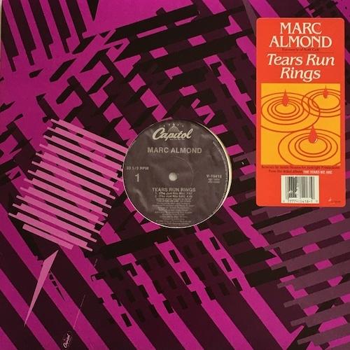 【12inch・英盤】Marc Almond  / Tears Runs Rings