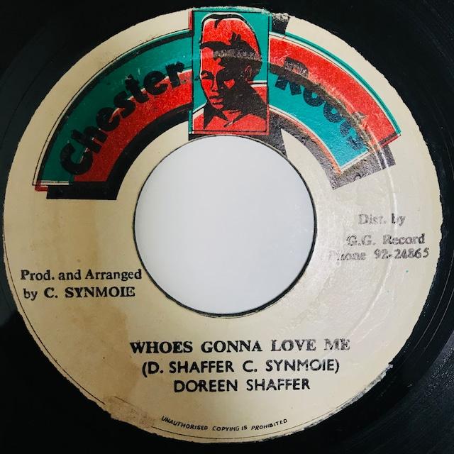 Doreen Shaffer - Whose Gonna Love Me 【7-10930】