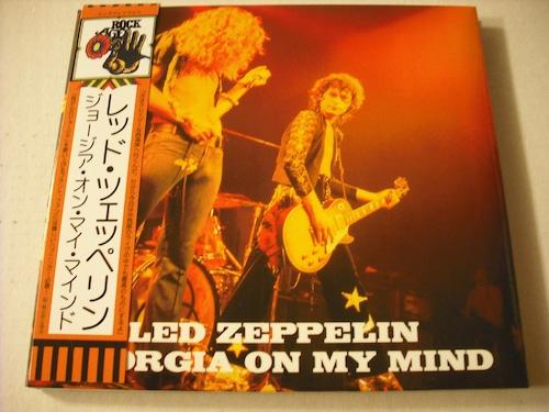 【2CD】LED ZEPPELIN / GEORGIA ON MY MIND