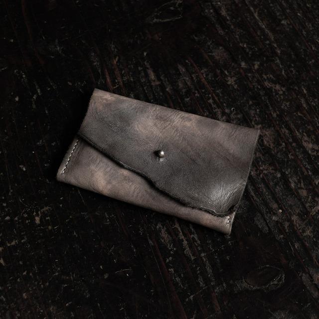 三折カードケース ギボシ sasaki yuichi