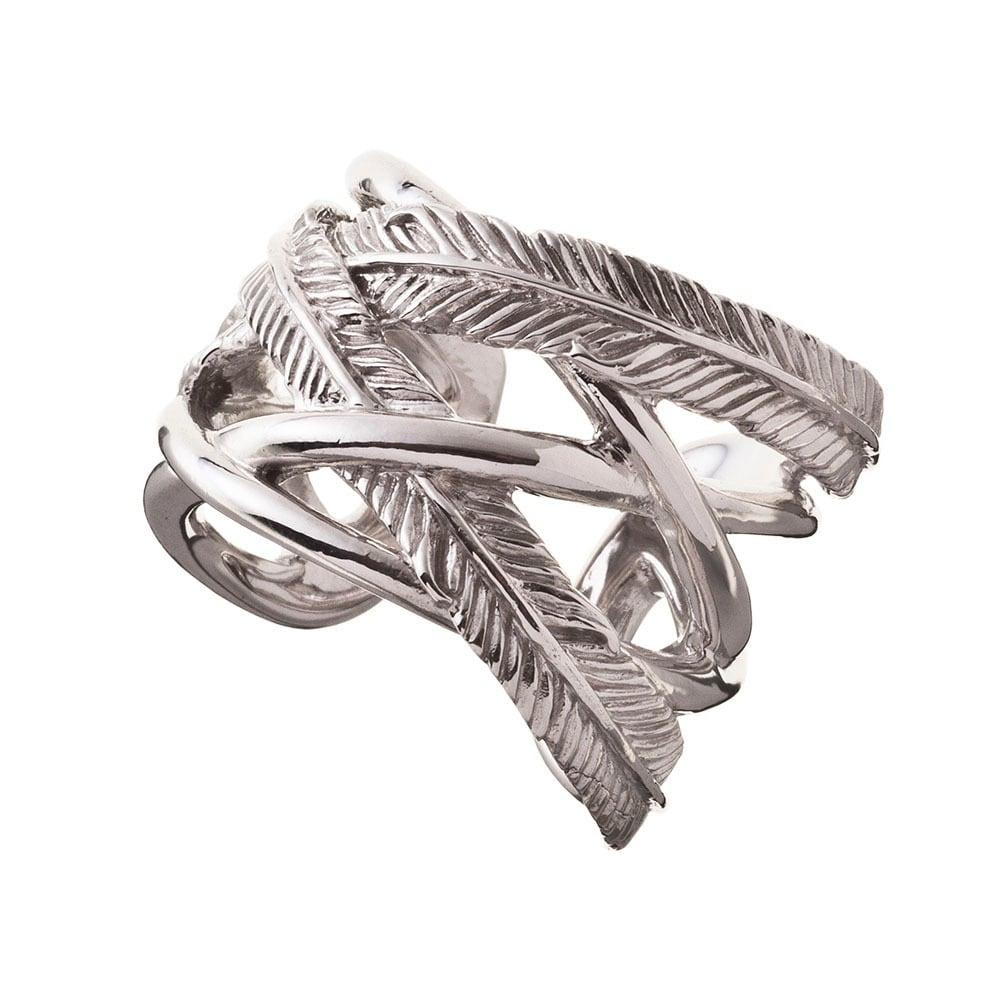 フェザーラップリング ACR0267 Feather wrap ring