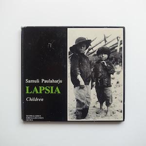 LAPSIA  フィンランドの子供