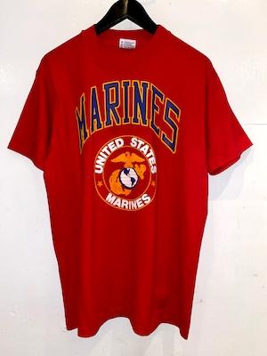 U.S.MARINE CORPS プリントTシャツ