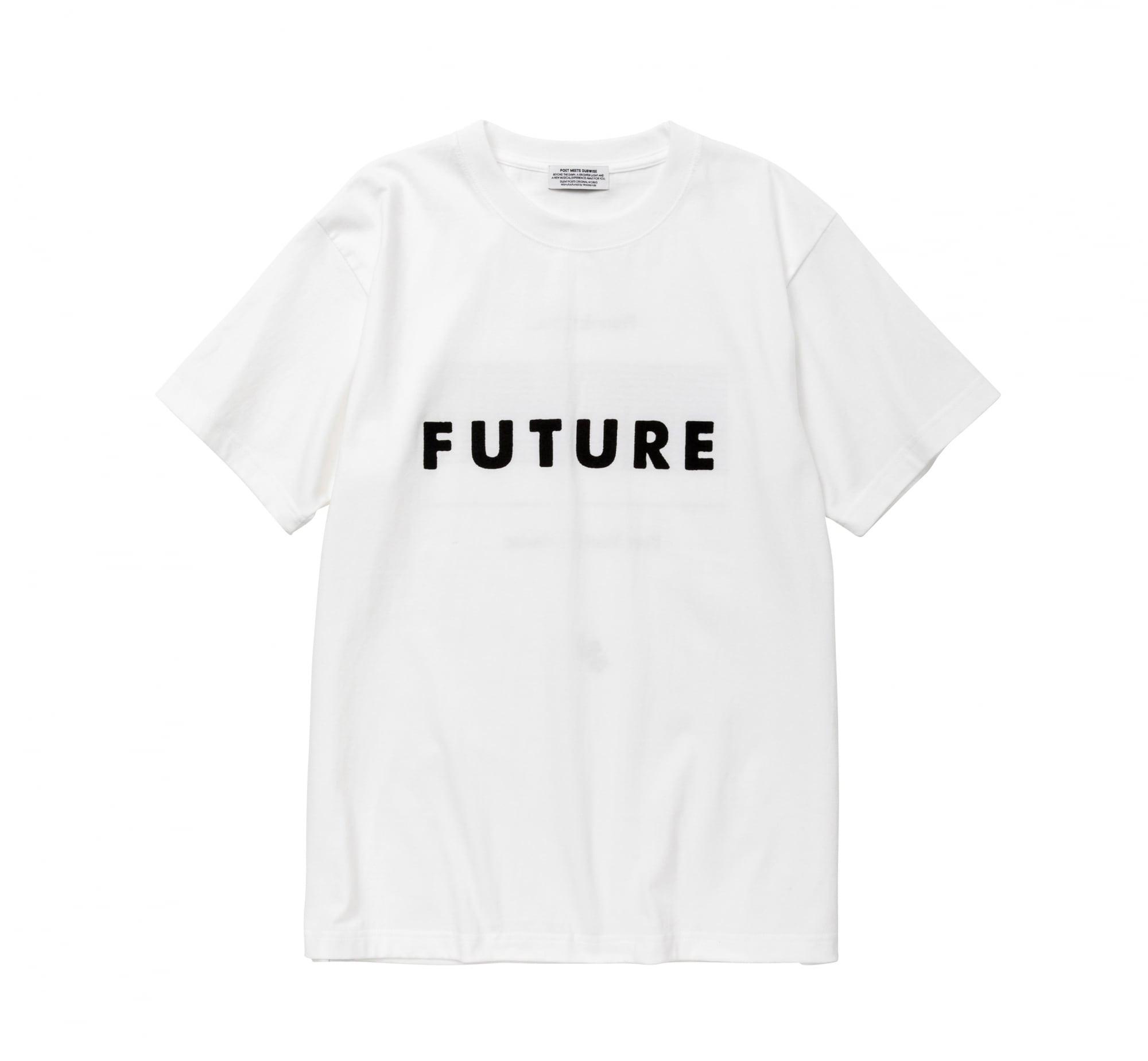【40% OFF】POET MEETS DUBWISE / LOGO TEE(FUTURE)