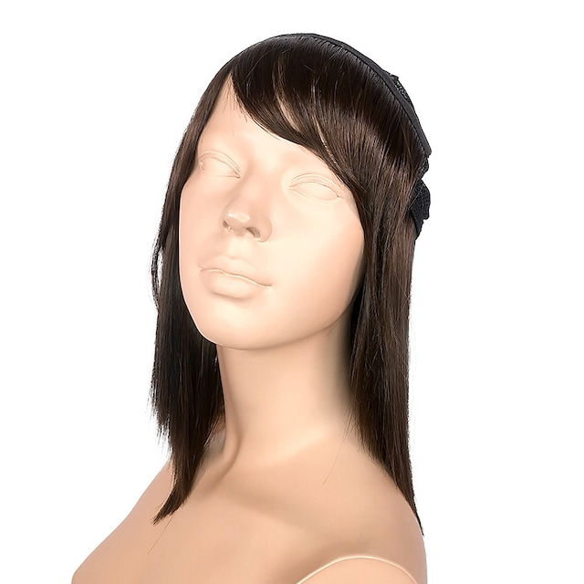 Straight Layer Wigset Medium Brown[11Nset]