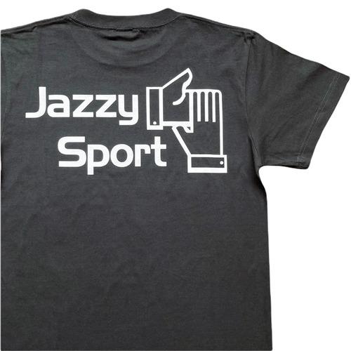 【京都店限定】JS ロゴ Tシャツ/ ビンテージ・ブラック