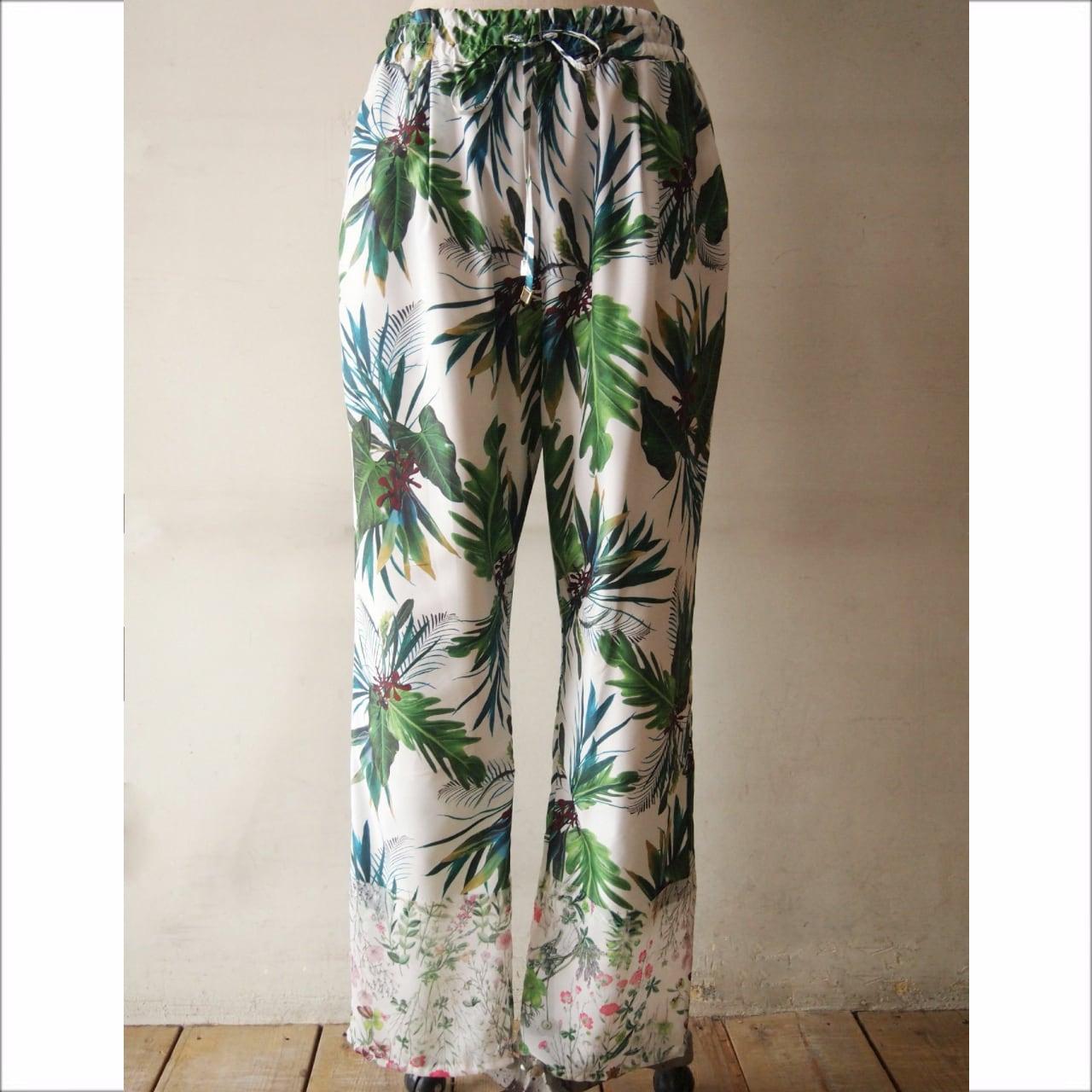 【hippiness】tapered pants/【ヒッピネス】テーパード パンツ