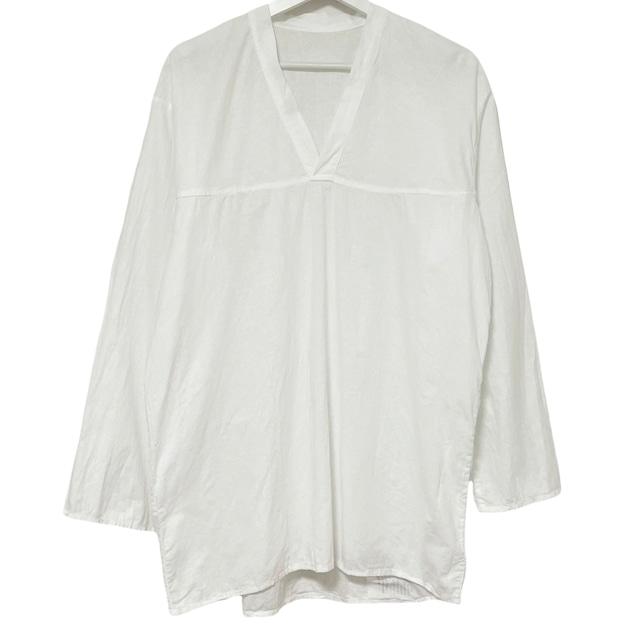 Dead Stock 90's phiz Jacquard Rayon Shirt【2】