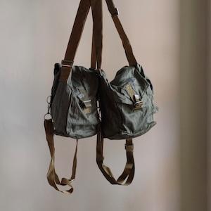 Military Camouflage Bag / ミリタリー カモフラージュ バック