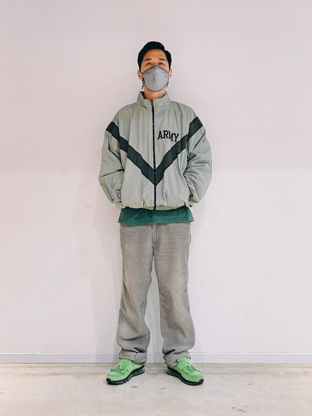 (OT085) US army JWOD SKILCRAFT nylon jacket