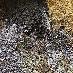 【#MYCHAほうじ茶ベース】花粉対策ブレンド リラックスフローラル丨100g