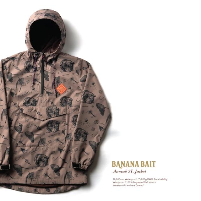 【Banana Bait】Chaac Anorak 2L Jacket / Beige