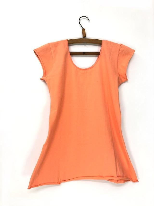 デイリーT-shirts サーモンピンク Mサイズ