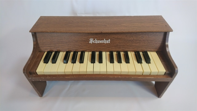 [vintage]schoenhutトイピアノポータブル30鍵盤