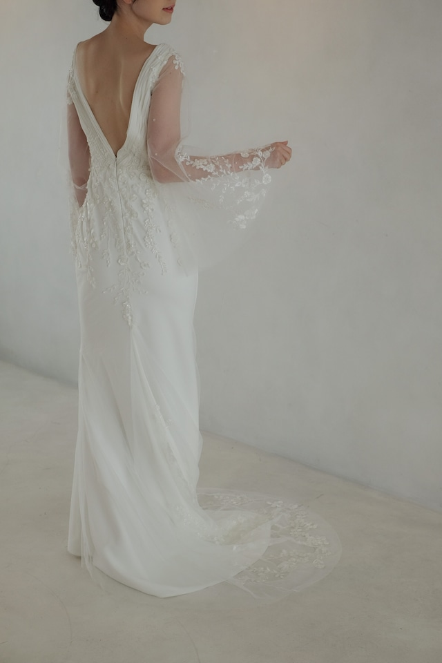 Wedding Dress/rental/Mermaid /DR6006