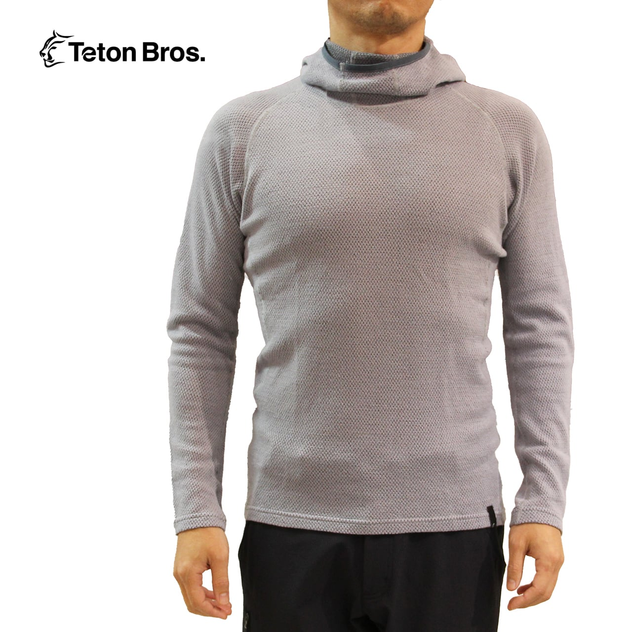 Teton Bros. MOB WOOL HOODY