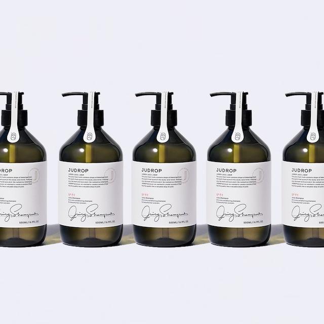 【5本セット】Juicy all-in-one conditioning shampoo / 送料無料
