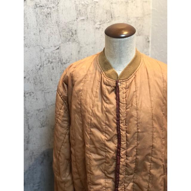 salmon pink liner jacket