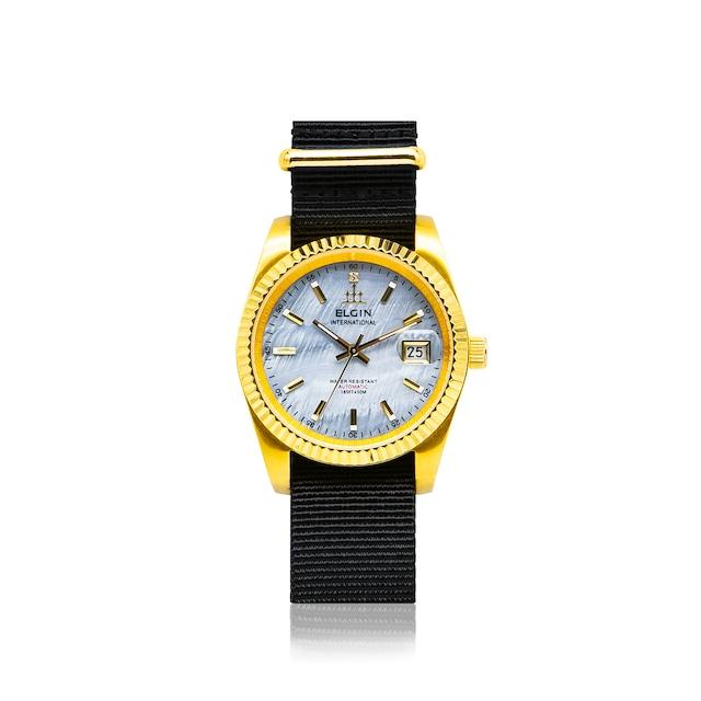 男女兼用のフォーマルな腕時計|DI009BK