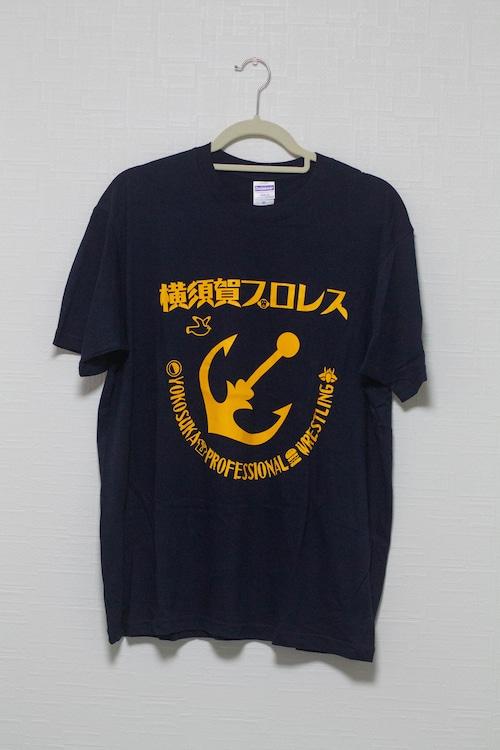 横須賀プロレス 旗揚げ戦記念Tシャツ
