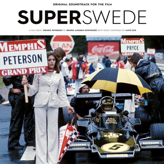 【CD】Matti Bye / Superswede(Rotor)