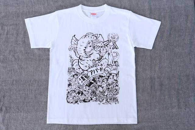 SHIN KOYAMAXDOODLES コラボTシャツ