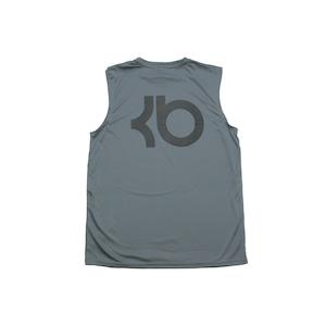 KB Training Day No Sleeve DRY. [GRAY]