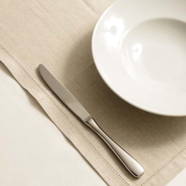 ピカード&ヴィールプッツ カリスマ テーブルナイフ サンドブラスト