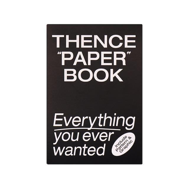 THENCE ペーパーブック