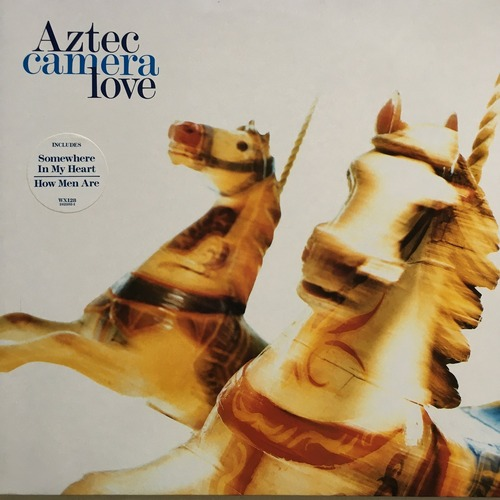【LP・独盤】Aztec Camera / Love
