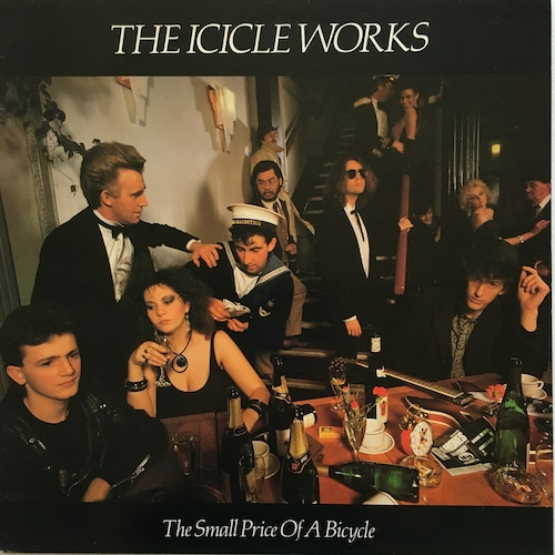 【LP・英盤】The Icicle Works / The Small Price Of A Bicycle
