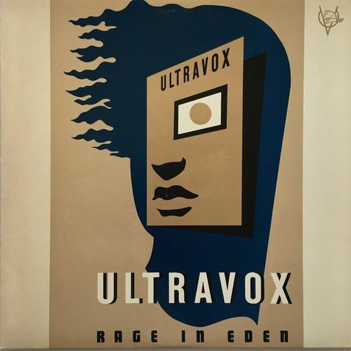 【LP・米盤】Ultravox / Rage In Eden