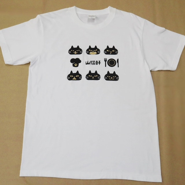 Tシャツ 山猫俱楽部