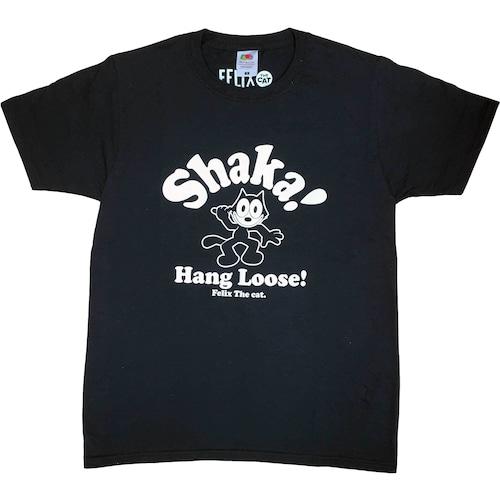 [FELIX]フィリックス・ザ・キャット・ハワイアン・Tシャツ(丸首)・フルーツオブザルームボディJ3930HD - Shaka! (シャカ)