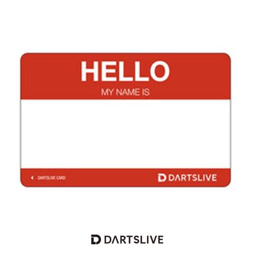 Darts Live Card [190]