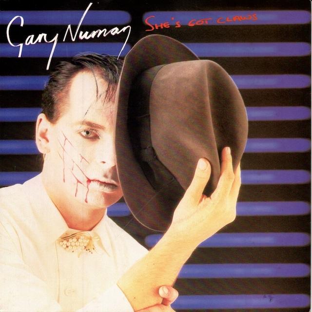 【7inch・英盤】Gary Numan / She's Got Claws
