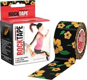 ロックテープ-スタンダード-フラワー/ ROCKTAPE 5cm*5m standard Local Only