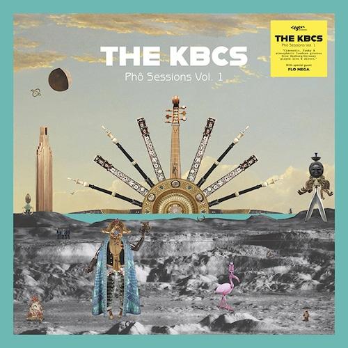 【ラスト1/LP】The KBCS - Phô Sessions Vol. 1