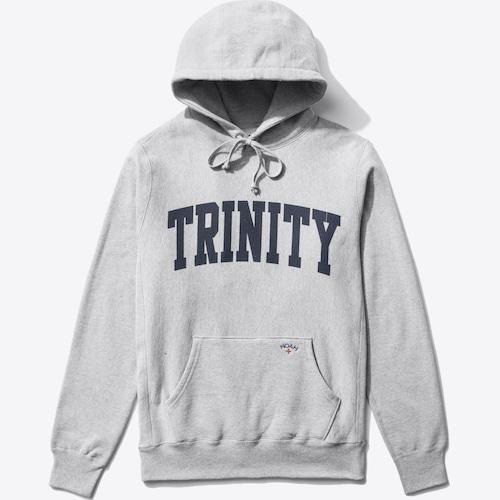 Trinity Hoodie(Heather Grey)