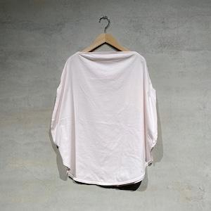 【COSMIC WONDER】Beautiful organic cotton circle T-shirt/11CW02051-2